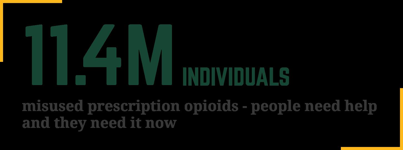 11M Individuals Chart